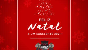 Feliz Natal e Excelente 2021!